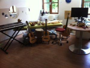 Musiktherapie