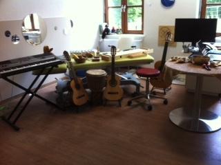 Musiktherapie im ZiNK